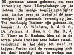 272 Br.woude opr. Dorpsbel. 1913