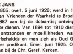 Br.woude Chr. ger. Ds. Feitsma info
