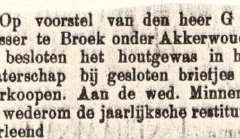 Br.woude    1917    verkoop hotgewas