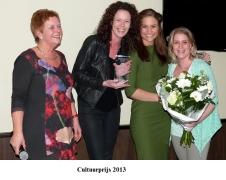 Cultuurprijs 2013