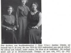 Jan Ham dochters