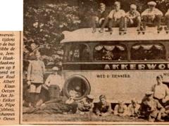 Br.woude Chr. ger. knapenver. 1932 reisje