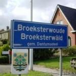 plaatsnaambord_Broeksterwoude_2
